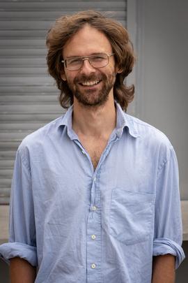 Porträt Felix Marlow
