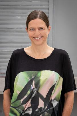 Porträt Frauke Gerstenberg