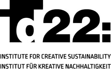 logo des instituts für kreative nachhaltigkeit (id22)