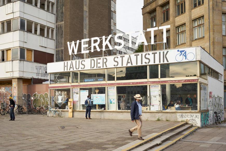 Haus der Statistik